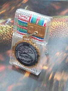 トラウトメダル2